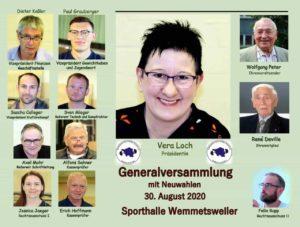 Neuer Vorstand gewählt